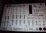 Vendo  mezcladora de audio