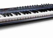 Teclado controlador m-audio oxygen 49 como nuevo