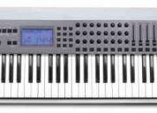Vendo controlador m-audio keystation pro 88