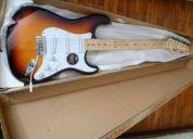 guitarra electrica squier by fender california series nueva