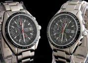 reloj de hombre casio ef-503 nuevo en caja garantia 1 año (contacto: 081471175)