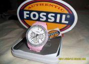 Vendo reloj fossil de mujer es 2206