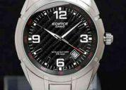 Reloj de hombre casio ef-125d-1 nuevo en caja garantia 1 año (contacto: 081471175)