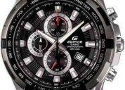 Reloj para hombre casio ef-539 nuevo en caja garantia 1 año (contacto: 081471175)