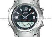 Reloj de hombre casio efa-112d nuevo en caja garantia 1 año (contacto: 081471175)
