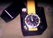 Hermosos relojes de moda varios diseÑos y colores