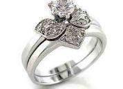 Mi boda en linea anillos y aros de matrimonio