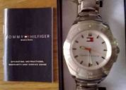 Hermoso reloj tommy hilfiger original seminuevo $140