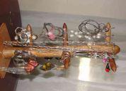 Joyera para exhibir aretes o artesanias varias