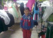 Alquiler de ropa para todo ambito sicial virgencita de guadalupe