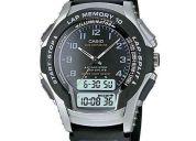 Reloj para hombre casio ws-300 nuevo en caja garantia 1 año (contacto:081471175)