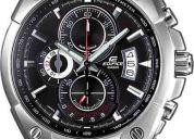 Reloj de hombre casio ef-555 nuevo en caja garantia 1 año (contacto: 081471175)
