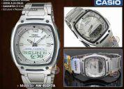 Reloj para hombre casio aw-81d nuevo en caja garantia 1 año (contacto: 081471175)