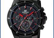 Reloj para hombre casio ef-552pb nuevo en caja garantia 1 año (contacto: 081471175)