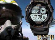 Reloj de hombre casio ae-1000w nuevo en caja garantia 1 año (contacto: 081471175)