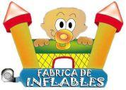 Fàbrica de juegos inflables
