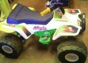 Vendo cuadron de juguete kawasaki o si desea tambien jeep gaucho