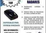 Detector de radar cobra