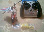 Vendo helicÓpteros a control remoto nuevos.