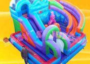 Juegos inflables en quito