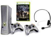 Xbox 360 slim edicion limitada halo reach