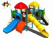 Juegos para parque infantil – columpios – resbaladera – playground
