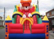Abc bungee trampolin, junping, saltarines, brincolines, juegos, inflables,jumping ,esca