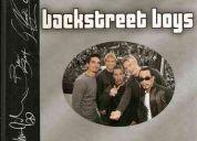 Vendo libro oficial de backstreet boys