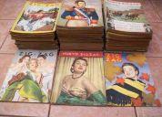 Chile, antiguas revistas zig - zag de colección