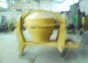 Concretera nueva 1 saco de cemento elaborado con material de excelente calidad