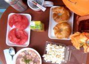 Desayunartes  pasteles y desayunos a domicilio