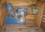 Maquina prensa hidraulica