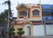 Vendo casa en cdla. guayacanes