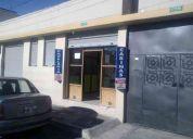 Vendo negocio de bazar y papeleria, cabinas e internet sector sur