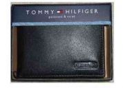 billeteras originales tommy hilfiger - perry ellis