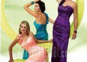 Vestidos para graduaciÓn venta por catalogo