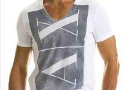 Vendo camisetas de hombre al mejor precio del mercado!