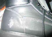 Zapatos tipos botines talla 9 marca polo