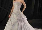 Hermosos vestidos de novia en tallas plus
