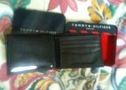 Vendo billetera tommy hilfiger