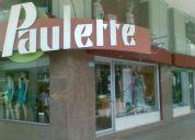 Paulette boutique
