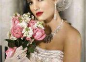 vestidos de novia, velos, matillas y accesrios