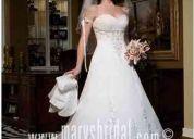 Hermosos vestidos de novia, venta por catalogo