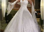 Venta de vestidos de novia nuevos