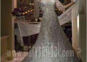 Hermosos vestidos de novia nuevos