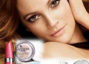 Vendo lote de 40 piezas cosméticos: loreal, covergirl, maybelline, revlon, rimmel london,