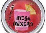 Lip gloss bálsamo mega mixers ecuador