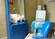 Vendo mobiliario y aparatologia para peluqueria spap