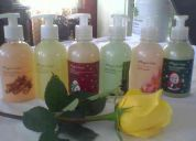 Jabón en gel y desinfectante para manos ideal para hoteles, moteles, restaurantes, baños