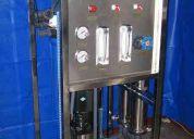 Sistemas de tratamiento y purificación de agua y aire.